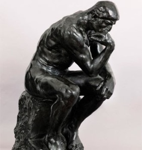 art-auguste rodin-el pensador